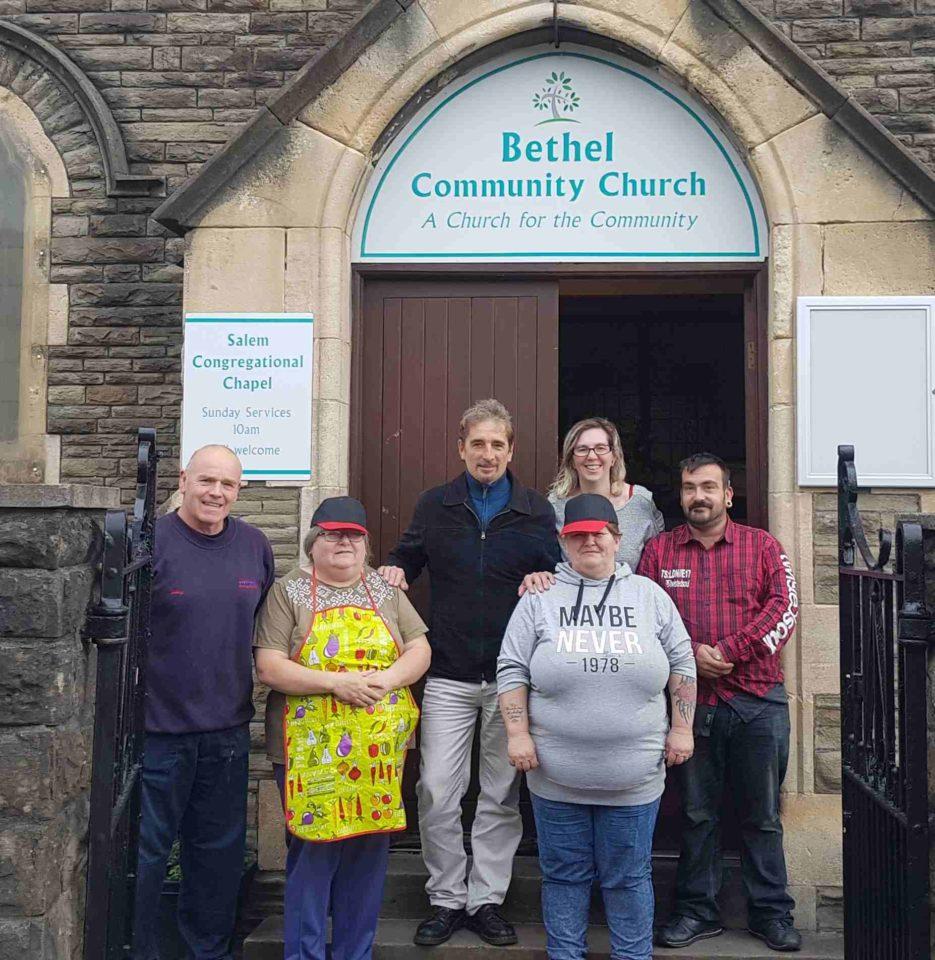 Westward Installation For Bethel Jubilee Drop In Centre